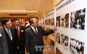 Thủ tướng dự tổng kết công tác tôn tạo hệ thống mốc quốc giới Việt - Lào