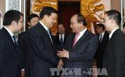 Thủ tướng, Chủ tịch Quốc hội tiếp Đoàn đại biểu Đảng Cộng sản Trung Quốc