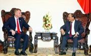 Thủ tướng Nguyễn Xuân Phúc tiếp Phó Chủ tịch Ngân hàng phát triển Châu Á