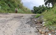 Nhiều tuyến quốc lộ, tỉnh lộ ở Đắk Nông xuống cấp nghiêm trọng