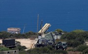 Israel lạnh lùng bắn tên lửa Patriot hạ UAV của Hezbollah