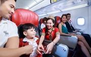 55.000 vé Vietjet 0 đồng đến Đài Loan (Trung Quốc) đón Trung thu