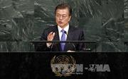 Tổng thống Hàn Quốc kêu gọi Triều Tiên chấm dứt gia tăng căng thẳng