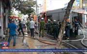 3 người thương vong trong vụ cháy nhà tại TP Hồ Chí Minh