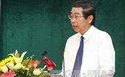Công bố dự thảo kết quả kiểm tra, giám sát phòng chống tham nhũng tại tỉnh Lai Châu