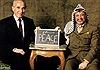 Hồi ức ảnh về lãnh đạo Palestine Yasser Arafat