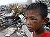 Người Philippines đói khát sau bão
