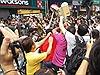 Biểu tình Hong Kong leo thang căng thẳng