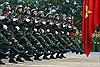 Diễu binh, diễu hành kỷ niệm 40 năm Ngày thống nhất đất nước