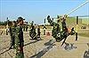Sóc Trăng ra quân huấn luyện tân binh