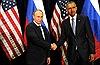 """Nga, Mỹ đang """"độc diễn"""" quyền lực trong ván bài Syria"""