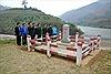 Xây dựng Cột cờ Lũng Pô