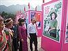 Tranh cổ động tuyên truyền 70 năm Ngày toàn quốc kháng chiến