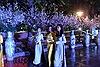 Tưng bừng đêm khai mạc giao lưu văn hóa Nhật Bản và triển lãm hoa anh đào