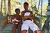Bức ảnh đầu tiên của 4 bố con Ronaldo