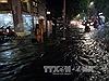 Hà Nội cảnh báo nguy cơ xuất hiện ngập úng tại khi có mưa to