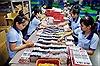Hàng Việt chiếm ưu thế trên thị trường đồ dùng học tập