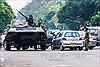 Các nước khu vực kêu gọi Zimbabwe kiềm chế và tránh bạo động