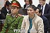 Chùm ảnh: Phiên tòa xét xử Trịnh Xuân Thanh và đồng phạm chiều 12/1