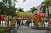 Hình ảnh rồng tại Hồng Công