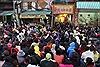 Biển người dự lễ cầu an chùa Phúc Khánh
