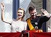 Đám cưới lộng lẫy của Thái tử Luxemburg
