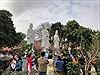 Đầu xuân, đền chùa Hà Nội đông đúc người đi lễ
