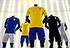 World Cup 2018: Cuộc chiến trang phục thi đấu