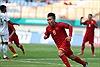 Quang Hải 'xâu kim' thủ môn U23 Pakistan sau pha phối hợp như mơ với Công Phượng