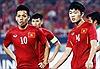 Văn Quyết là đội trưởng của Olympic Việt Nam tại Asiad 18