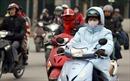 Không khí lạnh tăng cường, Hà Nội có mưa, vùng núi nhiệt độ dưới 17 độ C