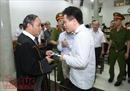 Những hình ảnh 'hậu trường' xét xử Hà Văn Thắm và đồng phạm