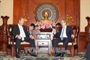 Lãnh đạo TP Hồ Chí Minh tiếp Đoàn đại biểu Ủy ban Đối ngoại Hạ viện Hoa Kỳ