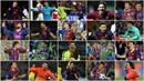 Ngắm những 'siêu phẩm' đưa Messi gia nhập CLB 100 bàn thắng ở các cúp châu Âu
