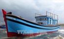 Lần đầu tiên Phú Yên tự đóng tàu cá vỏ gỗ công suất 650 CV