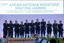 Hội nghị Bộ trưởng quốc phòng ASEAN ra tuyên bố chung
