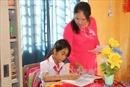 Lòng yêu trẻ, bám trường của cô giáo vùng biên