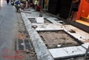 Sẽ kiểm tra chấn chỉnh tình trạng lát đá vỉa hè tràn lan tại Hà Nội