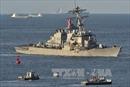 Mỹ - cường quốc chi tiêu quân sự hàng đầu thế giới trong năm 2016