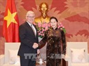 Chủ tịch Quốc hội Nguyễn Thị Kim Ngân tiếp Đại sứ Australia