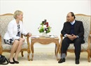 Không ngừng củng cố mối quan hệ hữu nghị, hợp tác nhiều mặt với Thụy Điển