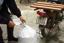 Bắt giữ đối tượng giấu 5 bánh ma túy trong bao tải gạo