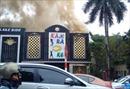Hà Nội: Điều tra vụ cháy lớn tại quán Karaoke Lake Side