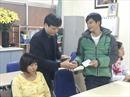 Hai trẻ sơ sinh bị nhiễm khuẩn từ Bắc Ninh chuyển lên đã tự bú mẹ