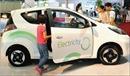 Ô tô điện bán chạy tại Trung Quốc