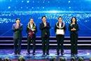 Giải thưởng Nhân tài Đất Việt 2018 - Sức mạnh công nghệ số