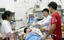 Bệnh viện Việt Đức trong 2 ngày Tết tiếp nhận 199 trường hợp tai nạn giao thông