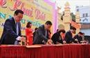 Tôn vinh chữ 'Học' tại Lễ Khai bút đầu Xuân Mậu Tuất 2018