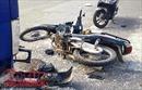 Xe tải đâm xe máy trên Quốc lộ 13, hai người tử vong tại chỗ