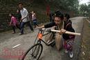 Độc đáo giải đấu 'Xe đạp thồ'